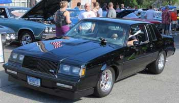 we have been selling dress up and performance products for the buick turbo  regals since 1999  want to draw a crowd at car shows?