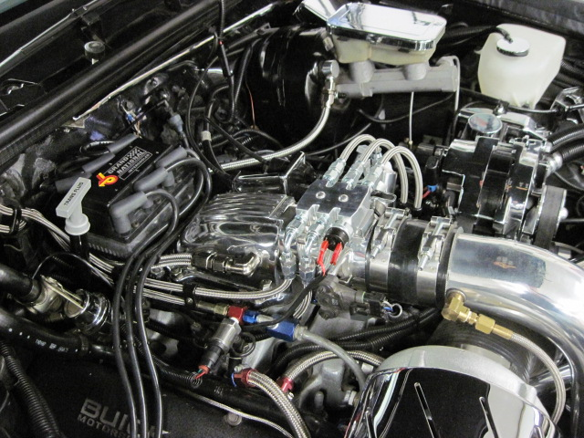 billet vacuum block Grand National Race Engine buick grand national engine diagram Buick Roadmaster Engine Diagram Buick Grand National Fuel System Diagram 84 Buick Grand National Engine